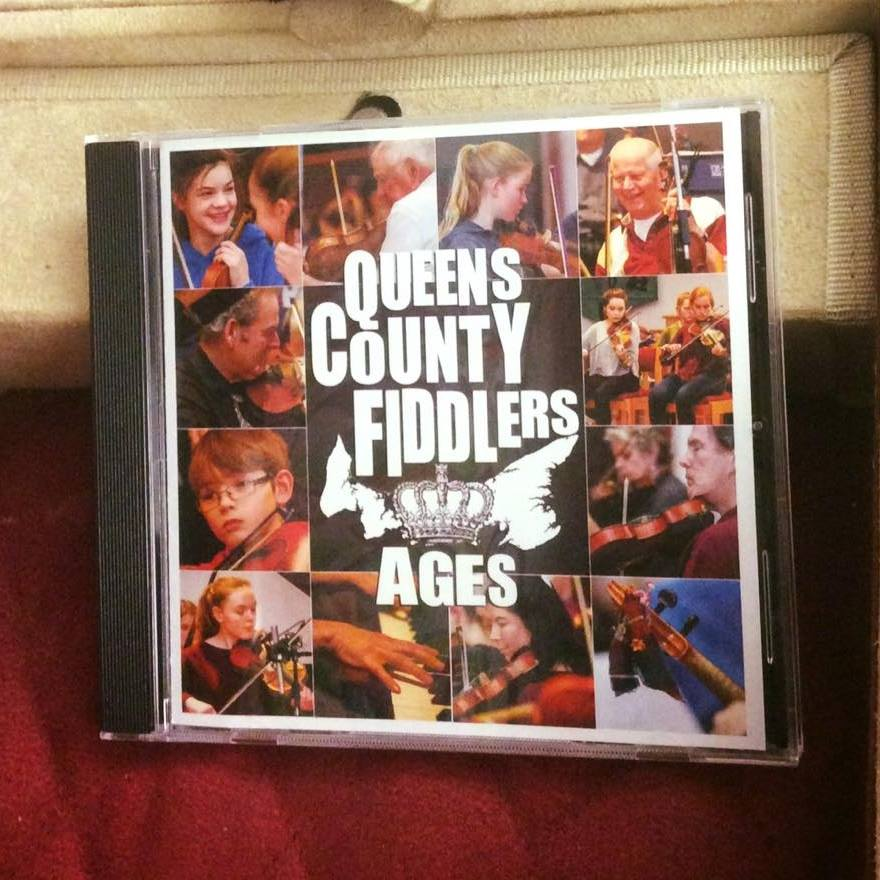 Queens County Fiddlers: AGES CD cover